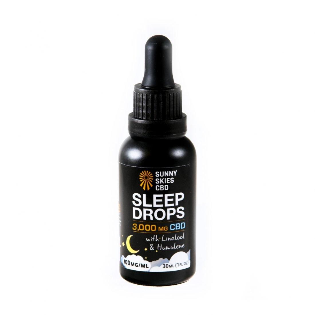 CBD Sleep Drops 3000mg