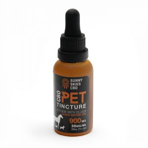 900mg CBD Pet Tincture