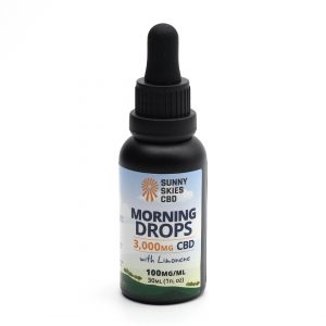 CBD Morning Drops Tincture
