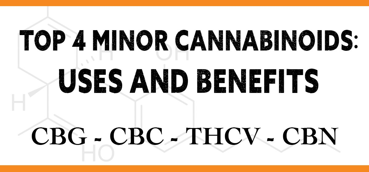 minor cannabinoid benefits