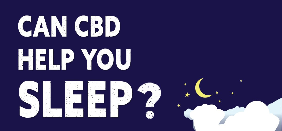 Can CBD Help Me Sleep
