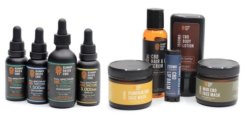 CBD Variety Products